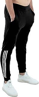 Calça Suplex BOYOU Aveludada Moda Listras Laterais Skinny 310