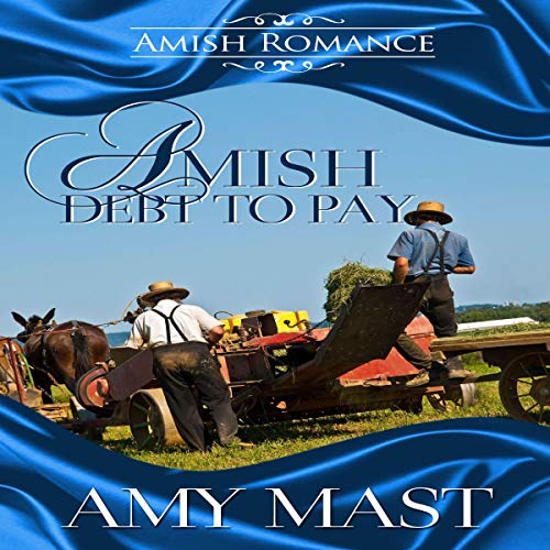 An Amish Debt to Pay audiobook cover art