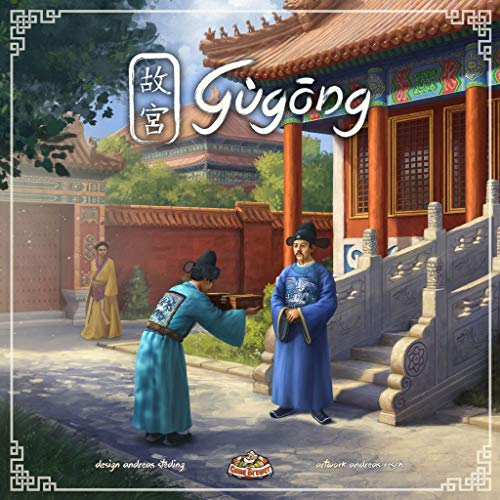 Game Brewer Gugong (Forbidden City) - Francais