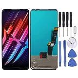 Accesorios de reemplazo de teléfonos celulares Material OLED Pantalla LCD y digitalizador Conjunto completo para FÜR ZTE Nubia Red Magic 6 / Nubia Red Magic 6 PRO Pieza de repuesto de teléfono
