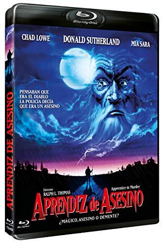 Aprendiz de Asesino BD 1988 Apprentice to Murder [Blu-ray]
