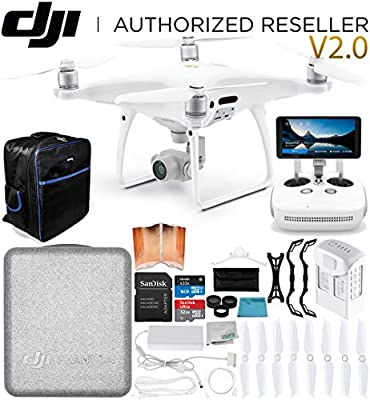 DJI Phantom 4 PRO V2.0 Everything You Need Bundles