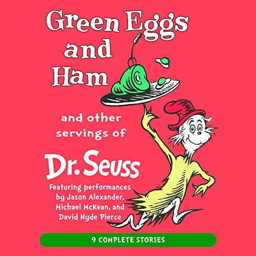 Page de couverture de Green Eggs and Ham and Other Servings of Dr. Seuss