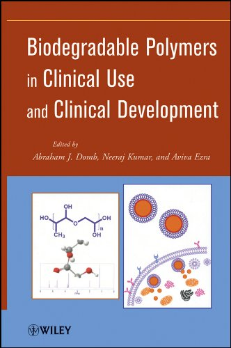 Biodegradable Polymers in Clinical Use and Clinical Development ...