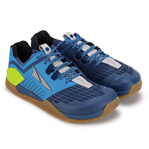 ALTRA Men's AFM1976P HIIT XT 2 Road Running Shoe, Blue/Lime - 14 M US