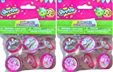 Shopkins Party Favors Bounce Balls Pack Of 2