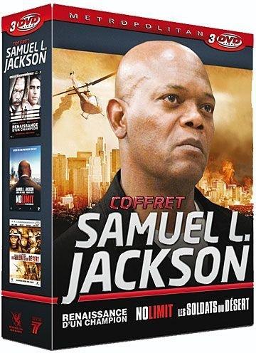 Samuel L. Jackson : Renaissance d'un champion + No Limit + Les soldats du désert [Francia] [DVD]