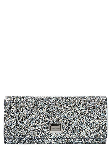 Jimmy Choo Luxury Fashion Donna LILIAGFBELECTRICBLUE Blu Borsa A Spalla   Autunno Inverno 19
