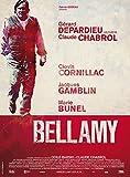 Bellamy-Gérard Depardieu 40 x 56 cm, Cinema