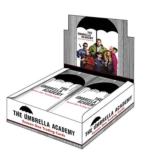 Rittenhouse 2020 Umbrella Academy Netflix Season 1 Factory Sealed Trading Card Box