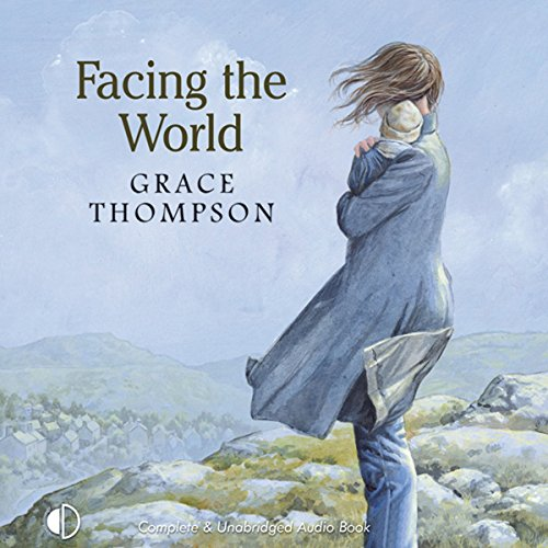 Facing the World audiobook cover art