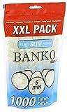 SoBazar - Lot de 5 Filtres Cigarettes X 1000 Banko XXL pack