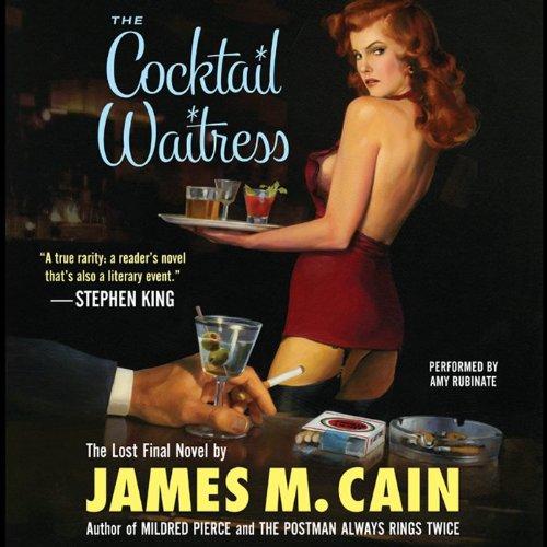 『The Cocktail Waitress』のカバーアート