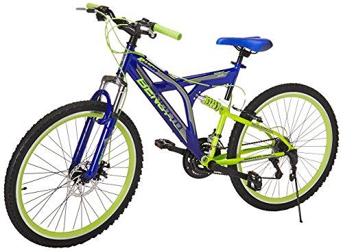 Benotto MDHRUS2621UNAZ Bicicleta de Acero Rodada R26, Hombre, 21 Velocidades