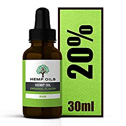 LARGE 30ML BOTTLE: Each 30ml bottle of our Hemp Oil Drops contains 20% of RAW hemp oil and 600 drops per bottle. These 30ml bottles can last up to 3 months depending on usage HEMP OIL: Pure and natural hemp oil with a 20% concentration. This is a RAW...