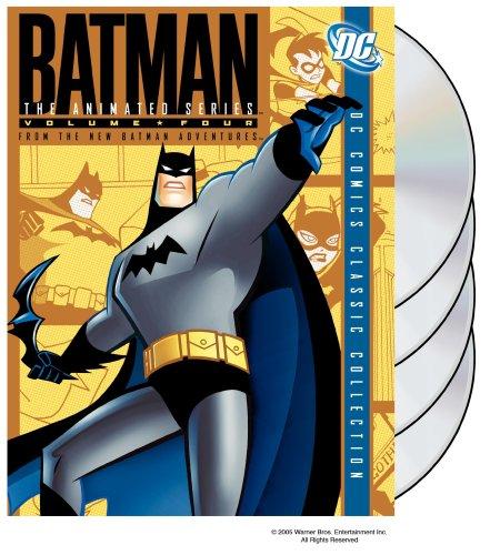 Batman: Animated Series 4 [Import USA Zone 1]