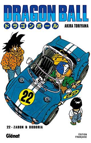 Dragon Ball - Édition originale - Tome 22
