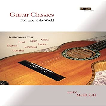 Guitar Classics from Around the World (Instrumental)