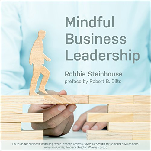 Mindful Business Leadership audiobook cover art