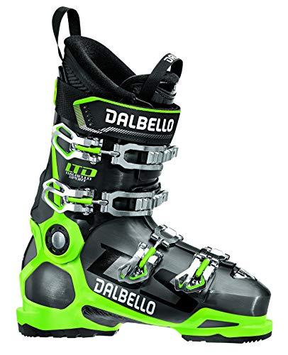 Dalbello DS Ltd MS Anthracite/Lime, Scarponi da Sci Uomo, Grigio, 26,5