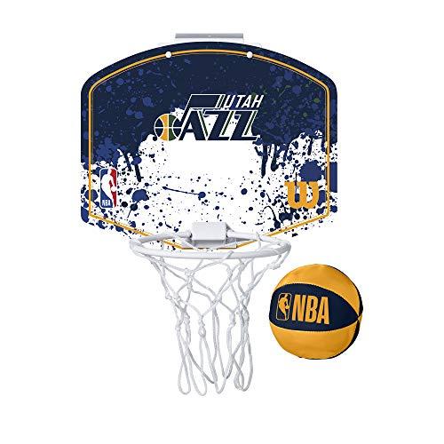 Wilson Mini Panier NBA Utah Jazz