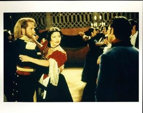 Catherine Zeta Jones Matt Letscher The Mask Of Zorro 8x10' Photo #G6521