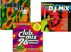 [3 CD Set / 35 songs NON-STOP Club & DJ Mix] Nu Shooz, Jody Watley, Chaka Khan, The Escape Club, Stacey Q, Pebbles, Company B., Patrice Rushen, Erasure, New Order, INXS, The Bucketheads, The Mighty Dub Kats, C+C Music Factory, Los Del Mar, Max-A-Million, Zhane, Frankie Knuckles, Le Click, Scatman John, Ruffneck, Ultra Nate, Barbara Tucker, Joi Cardwell, 20 Fingers, Sister Sledge, Reel 2 Real, Brand New Heavies, R. Kelly/Public Announcement, Sagat, Mack Vibe, Rhythm Factor, DJ Miko