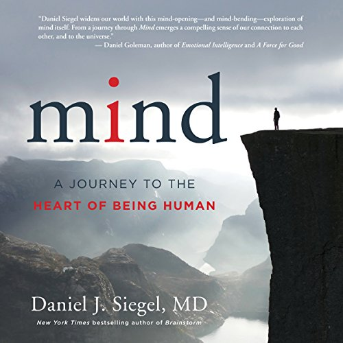 Mind audiobook cover art