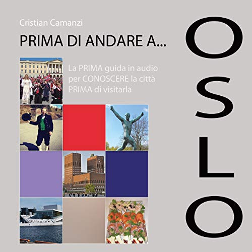 Prima di andare a Oslo cover art