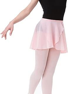Sportingbodybuilding Ballet Skirt Chiffon Wrap Dance Skirt for Women & Girls