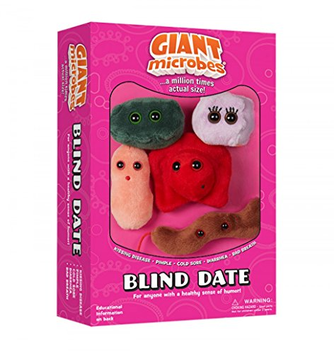 Giantmicrobes Themed Gift Boxes - Blind Date by Giant Microbes