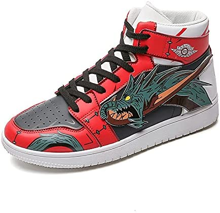 Special Campaign Anime Gorgeous Shoes Custom Classic High Basketball for Sport Top W
