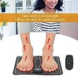 Zoom IMG-2 massaggiatore per piedi ems tappetino