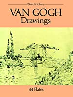 Van Gogh Drawings: 44 Plates (Dover Fine Art, History of Art)