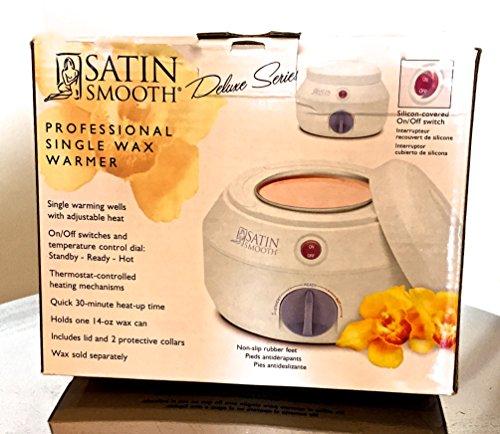 SATIN SMOOTH Professional Single Wax Warmer