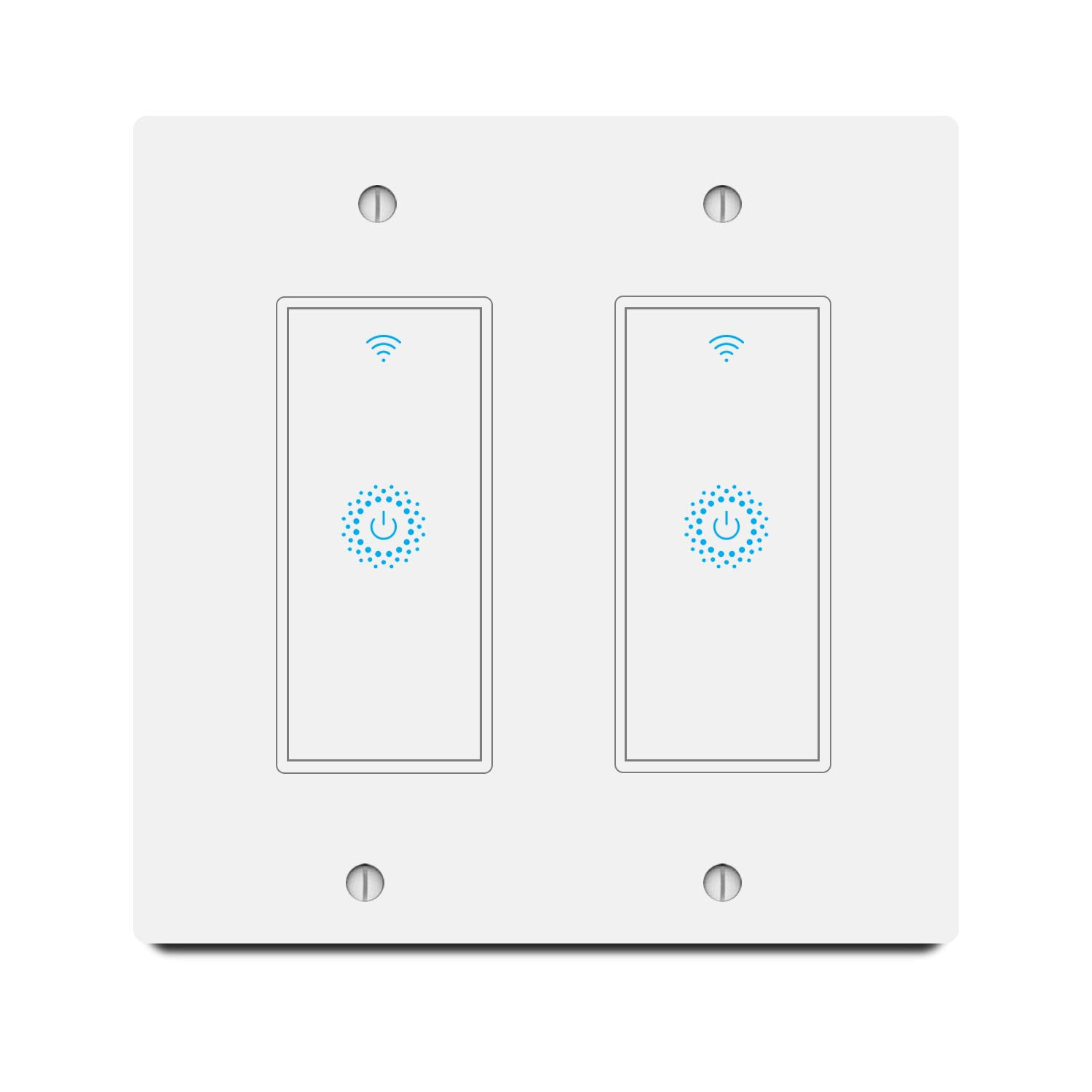 Smart Light OFFer SwitchAlexa Double Outlet SALE W SwitchWIFI Switch