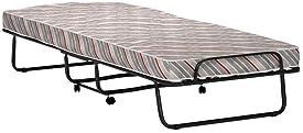 Linon Verona Cot-Size Folding Bed, Multicolored -