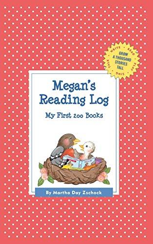 Megan's Reading Log: My First 200 Books (GATST) (Grow a Thousand Stories...