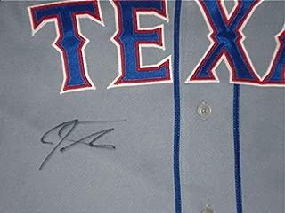 Josh Hamilton Autographed Jersey (rangers) W/Proof! - Autographed MLB Jerseys