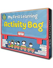 Early Learning My First Learning Bag - Set of 10 Exciting Books for kids