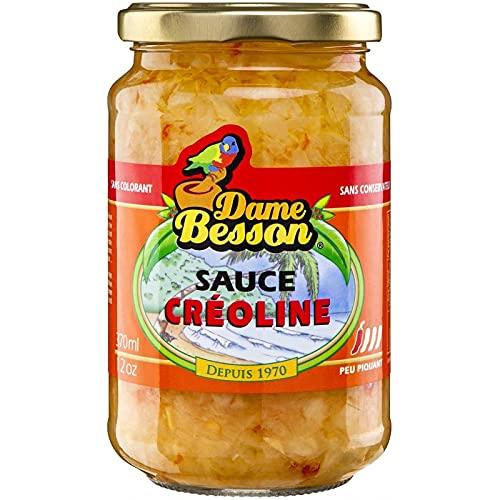 sauce creoline auchan
