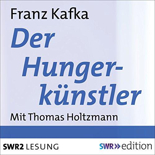 Der Hungerkünstler audiobook cover art