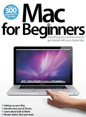 Mac for Beginners (English Edition)