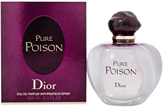 Christian Dior Pure Poison Eau de Parfum Spray, 3.4 Ounce