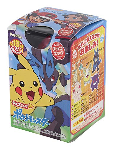 フルタ製菓 チョコエッグ(ポケットモンスター) 20g ×10袋