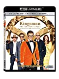 Kingsman: The Golden Circle (4K Ultra HD + Blu-ray + Digital) No Slipcover