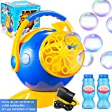 Kids Bubble Machines Durable Professional Automatic Portable For...