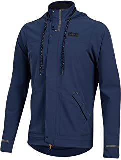 PEARL IZUMI Men's Versa Barrier Cycling Jacket, Navy, Large