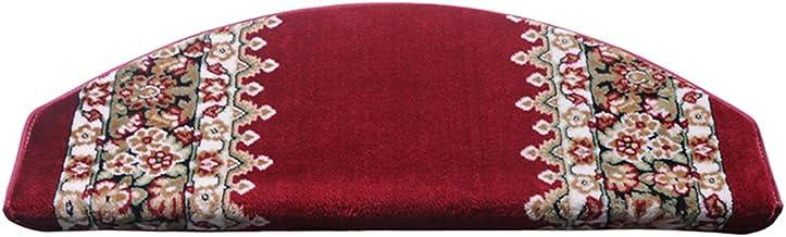 JIAJUAN Antifouling Stair Carpet Treads Wear Resistant Non-Slip Rugs Mats Home, 2 Styles, 3 Sizes, Customizable (Color : C...