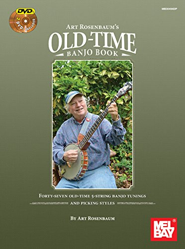 Art Rosenbaum's Old-Time Banjo Book